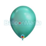 Baloane latex Chrome verde 58273.05
