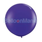 Balon latex mov, 90 cm 42875