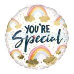 Balon folie You're special, 45 cm 41181