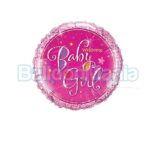 Balon minifolie Baby Girl 41937