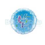 Balon minifolie Baby Boy 41941
