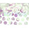 Confeti rotund iridiscent, folie, 15 gr KONS45-017