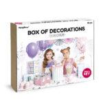 Set Decoratiuni Unicorn Birthday SET4