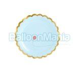 Farfurii light blue 18 cm 6/set TPP16-001J