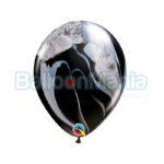 Baloane latex, superagate alb si negru 39921.05