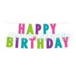 Ghirlanda Happy Birthday PF-GHBB