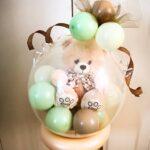Ursulet ambalat in balon CAD1