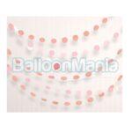 Ghirlanda decorativa Buline gold roz,  213 cm 670850