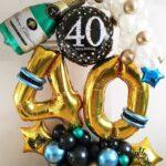 Happy 40th Birthday Luxury A11